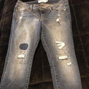 Torrid Boyfriend Jeans 12s